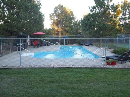 Bavarian Inn, Black Hills: Outdoor Pool