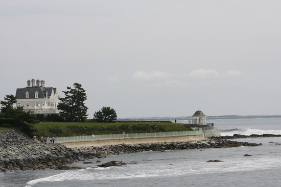Newport, RI: Cliff Walk