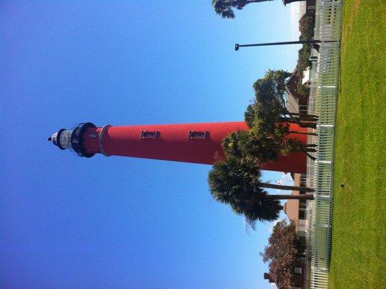 Lighthouse Point Park: Lighthouse
