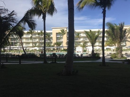 The Westin Puntacana Resort & Club: from balcony room 107