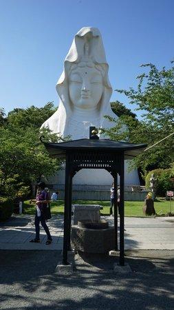 Ofuna Kannonji Temple: the goddess of mercy