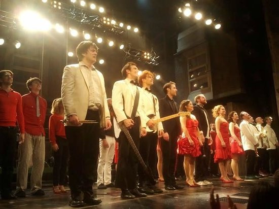 The Commitments: the end came to soon :-)