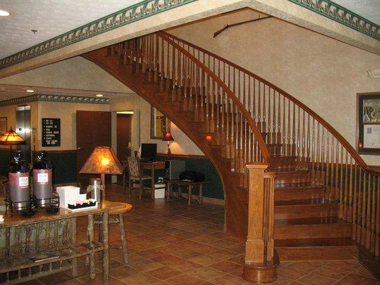 Comfort Inn : Lobby area