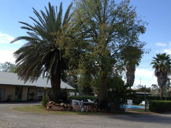 Alice Motor Inn - perfect place to stay in Alice Springs