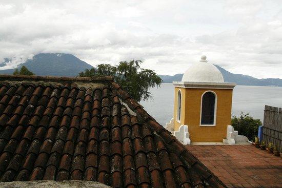 Casa Palopo: Vista panorámica