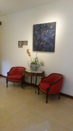 Hotel Asturias: Pasillo
