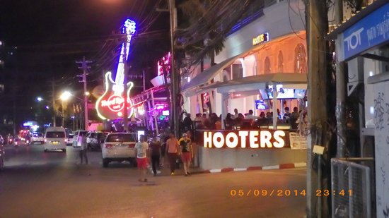 Hard Rock Cafe Phuket Patong