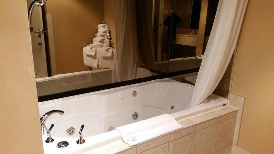 Chateau Repotel Henri IV: Salle de bain