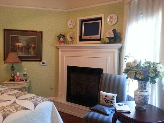 Sandes of Time Bed & Breakfast : The Spring Room
