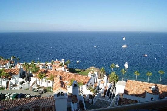 Hamilton Cove Villas: view from balcone