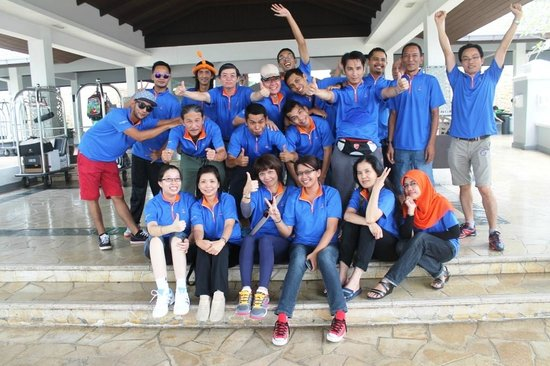 Team Building Package At Port Dickson
