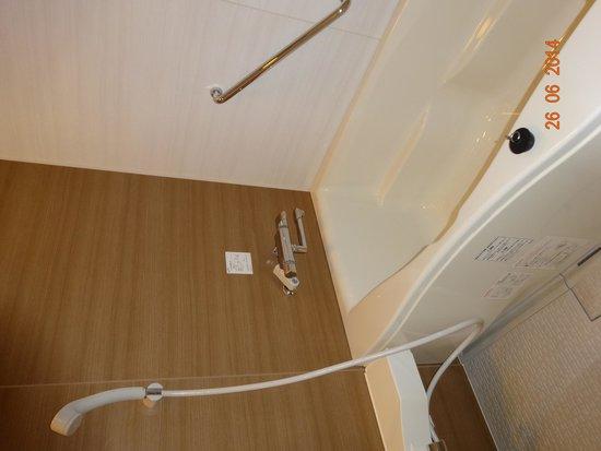 Sunroute Plaza Tokyo : 浴室