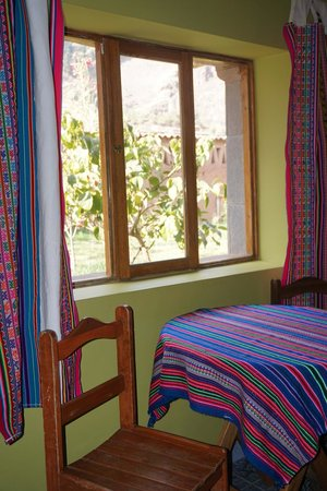Pisac Inca Guest House: Our room.