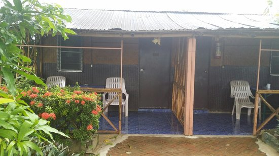 Jolly Frog Backpackers : Unterkunft Doppelzimmer mit Bad