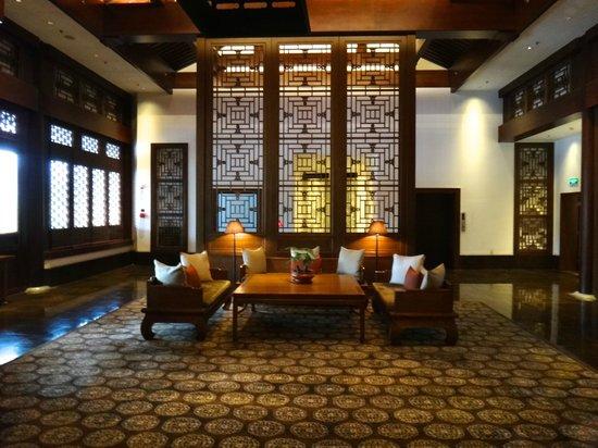 Aman Summer Palace : ホテル内です。