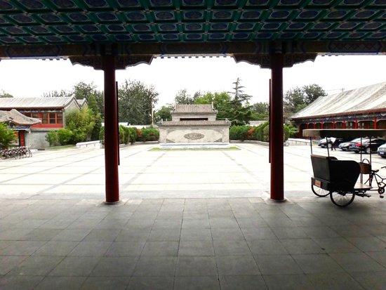 Aman Summer Palace : エンタランスです。
