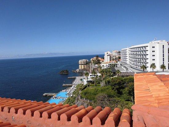 Hotel The Cliff Bay: テラスからの眺め