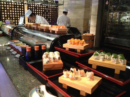 Triple Three: Sashimi and Sushi Station