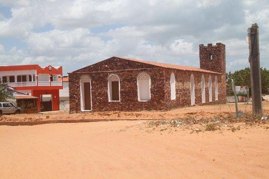 Jeri Brasil Hostel: Ótima localização