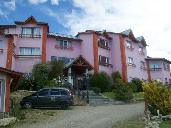 Hosteria Kelta: Vista gral. del hotel