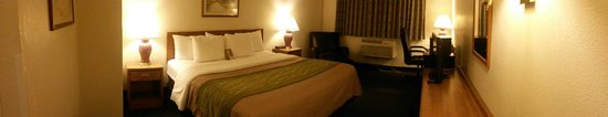 Quality Inn: Standard King Room