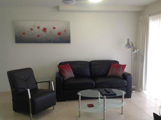 بيتشسايد مولولابا: Superior Room - Lounge Room