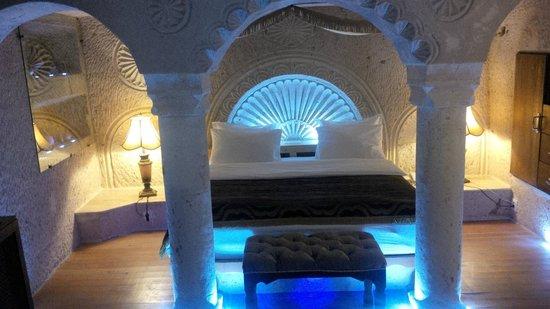Perimasali Cave Hotel - Cappadocia: Room