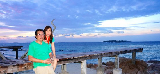 Koh Munnork Private Island Resort by Epikurean Lifestyle: Sea Sand Sky & My Dear