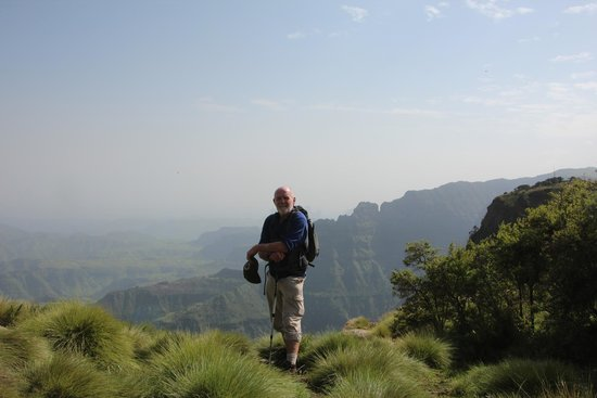 """Simien Mountains National Park: Tekking """"The Roof of Africa"""""""