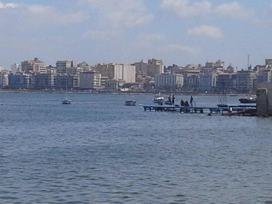 Gizeh, Ägypten: View of Alexandria