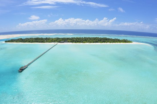 Dhiffushi Island: Holiday Island Resort & Spa