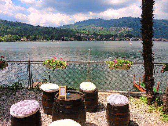 Taverna Dei Pescatore : Seeblick