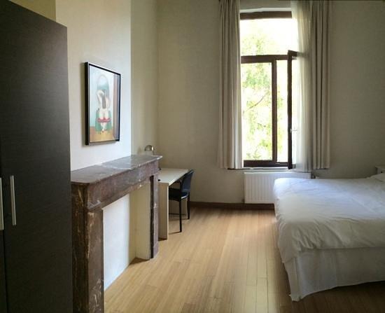 The Residence Les Ecrins: habitación