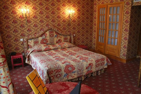 Hotel de France: Chambre triple