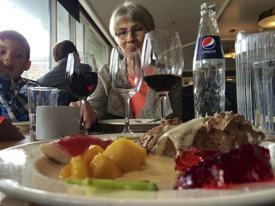 Radisson Blu Hotel Norge: Dining