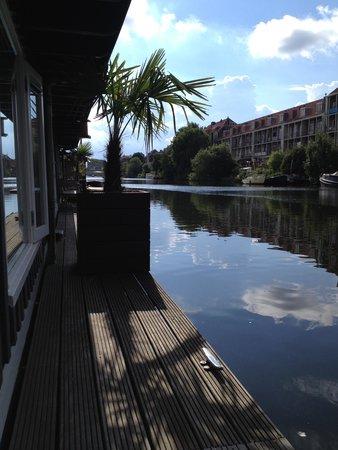 Bed Breakfast Boat: Vista sul canale