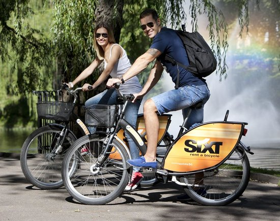 Sixt Rent a Bicycle