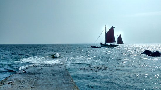 Sant C'hireg : le bateau