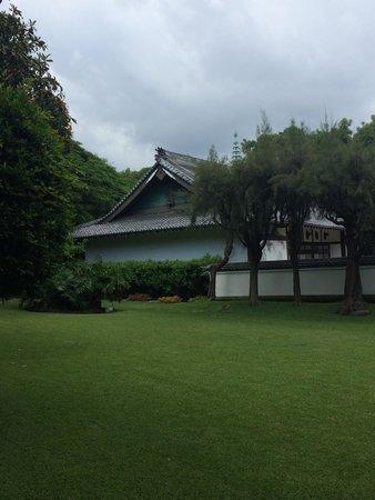 Camino Real Sumiya: Jardines y Teatro Kabuki