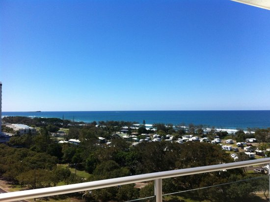 The Sebel Maroochydore: View across the water