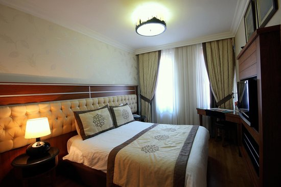 Arden Park Hotel: ROOM