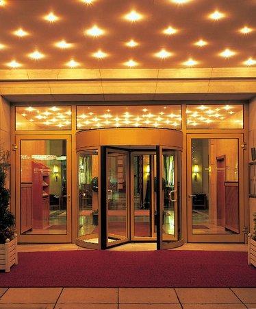 Günnewig Hotel Chemnitzer Hof: Eingang