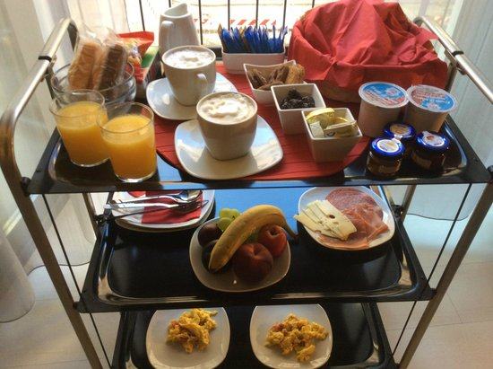 Best Pantheon B&B : Breakfast