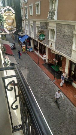 Erboy Hotel : View From room 2203