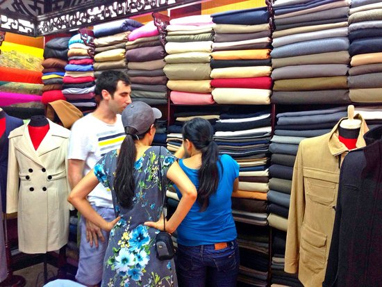 Hugo Clothes Shop