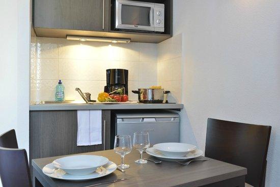 Adagio Access Toulouse Saint-Cyprien : Cuisine
