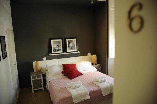 Pigneto Luxury Rooms : Deluxe Double Room