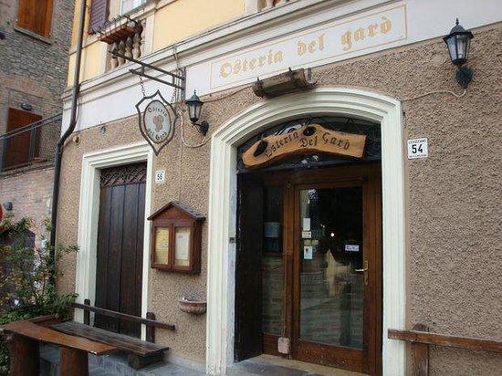Castelvetro di Modena, Italia: Osteria del Garò