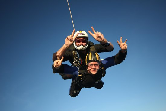 Skydive Buzz Ltd: Amazing!!