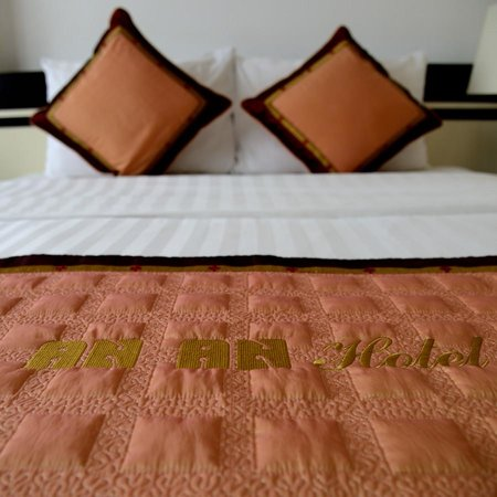 An An 2 Hotel: double bed - standard room
